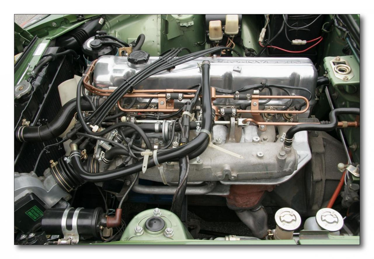 570gt how to open engine bay