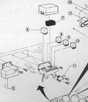 1980 280ZX - Fuel pump CONTROL relay --- location ...