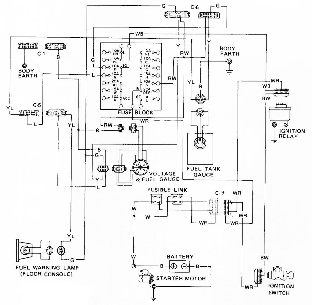 upgrade electric system  alternator  fusible links  remove external voltage regulator