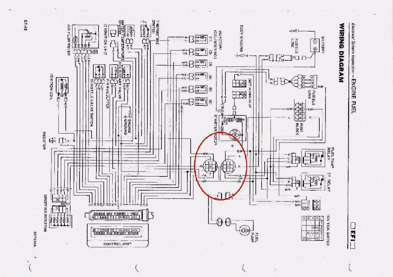 any one have a full wiring diagram for a r30 skyline - electrical