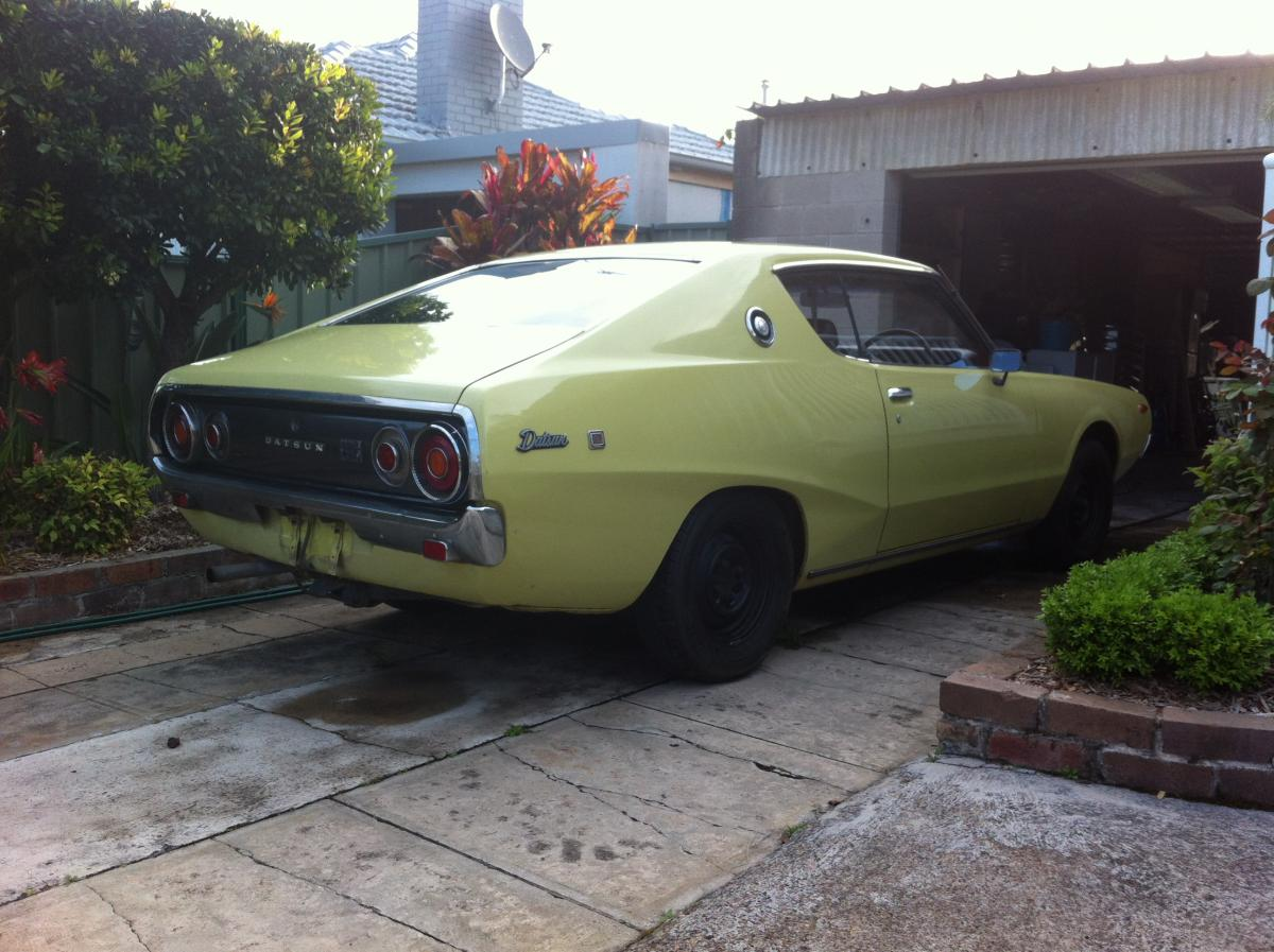 1974 datsun 240k coupe for sale c110 g t r parts as well swap and sell the classic zcar club. Black Bedroom Furniture Sets. Home Design Ideas