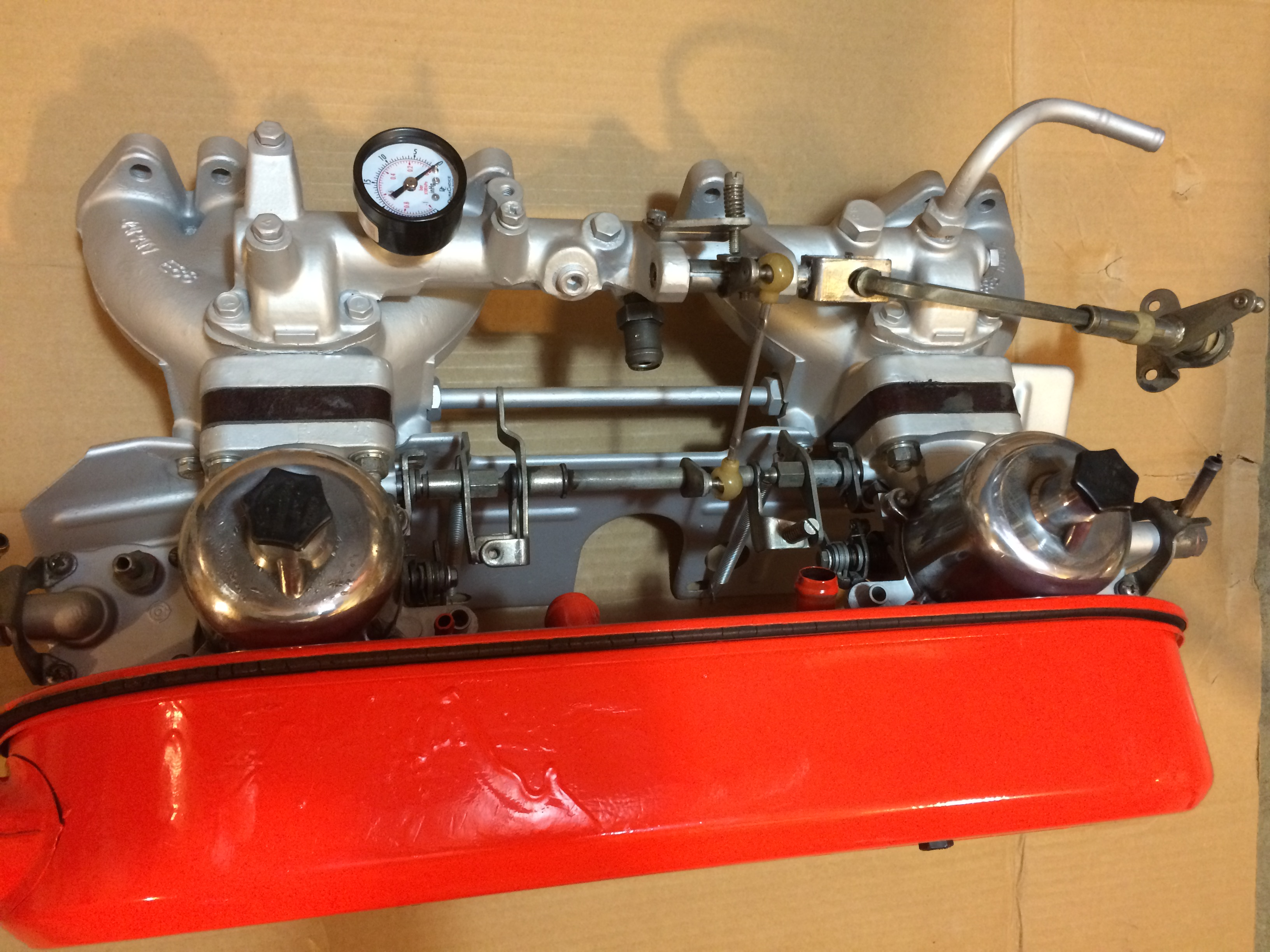 240z SU Round Top Carburetor kit - For Sale - The Classic