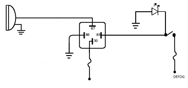 How much Current Do Relays Draw? - Electrical - The Classic