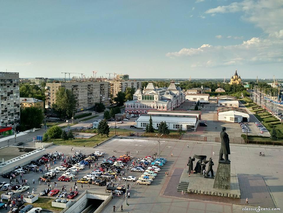 Nizhni Novgorod, Russia