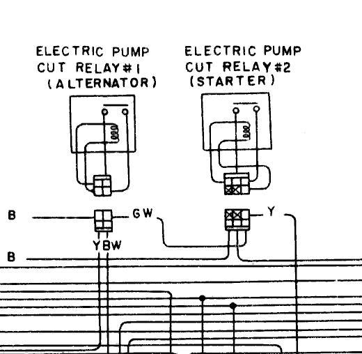 240z horn diagram 1971 datsun 240z wiring diagram #1