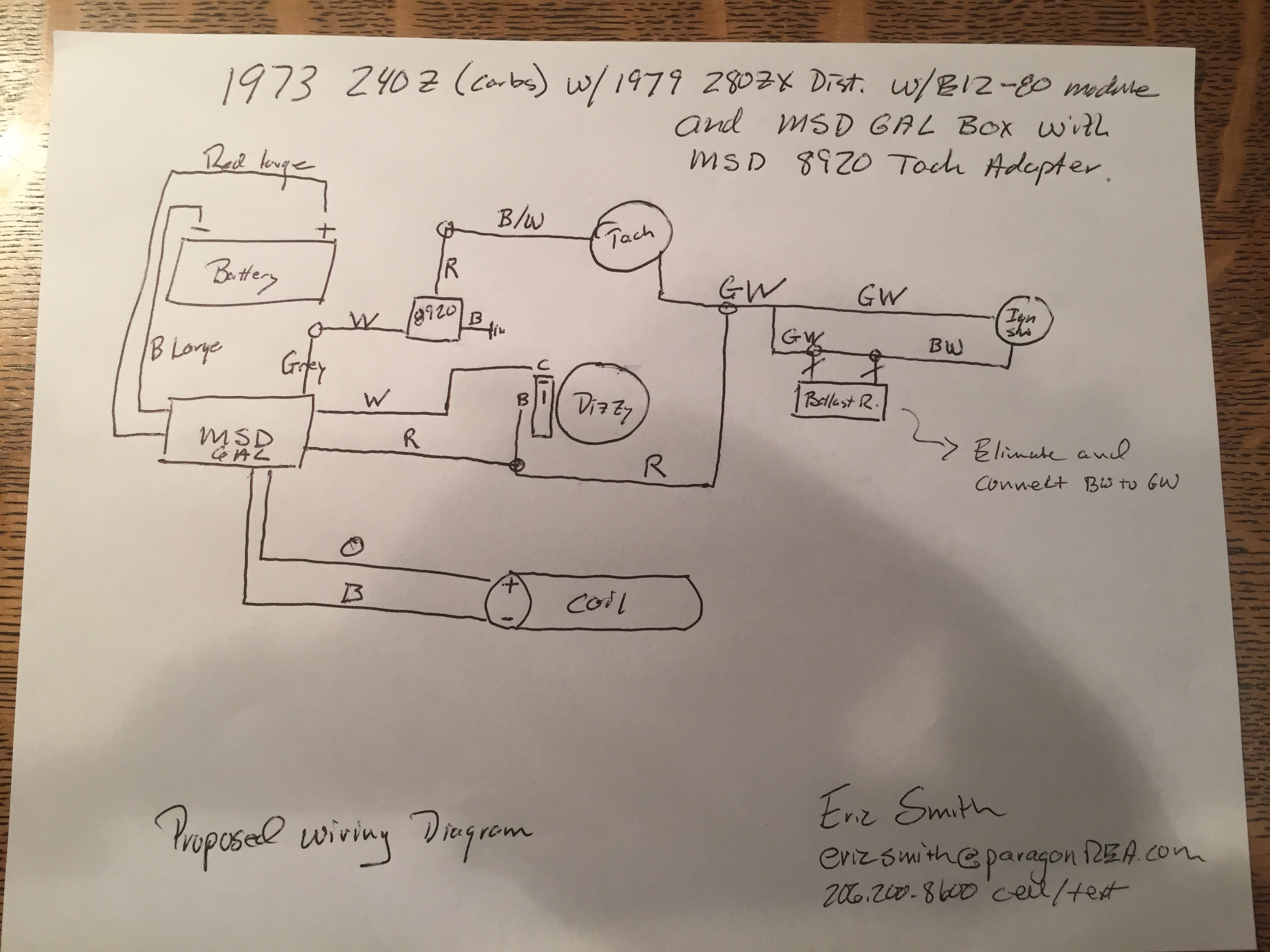 Msd Wiring Diagram For H22 Quick Start Guide Of Coil And 6al Library Rh 29 Kaufmed De 6420 Gm Ignition