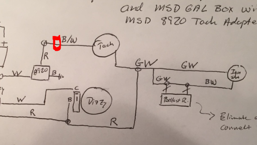 Help   280zx E12-80 And Msd 6al To A 240z