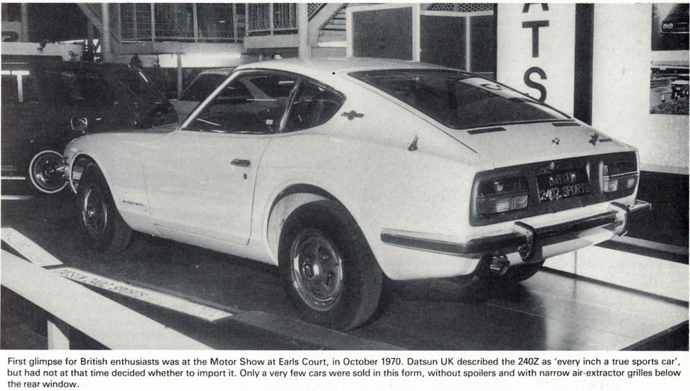240z Earls Court Oct 1970.jpg
