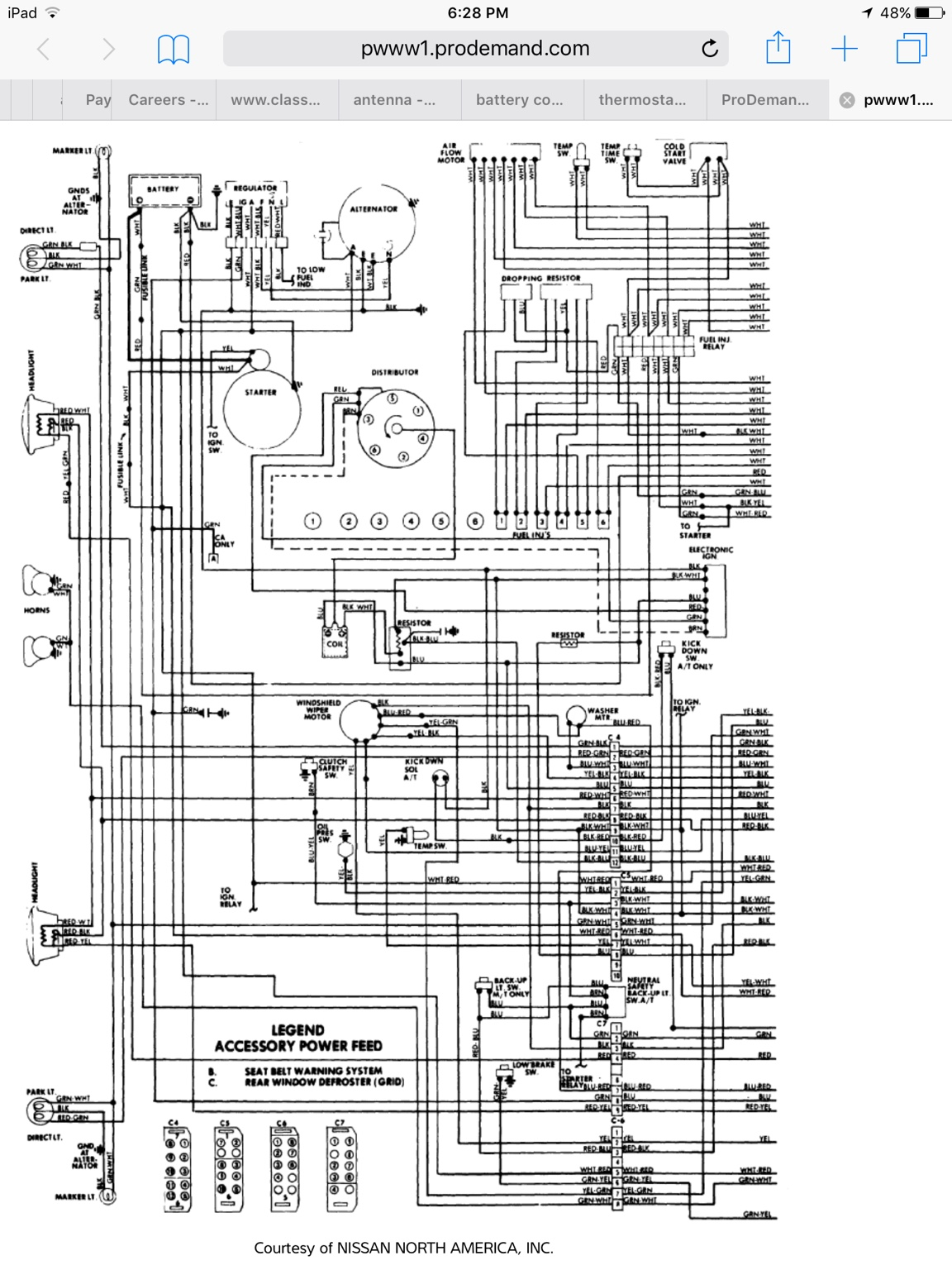 North American Electric Wiring Diagram 6 - House Wiring Diagram ...