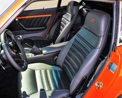 Interior, upholstery