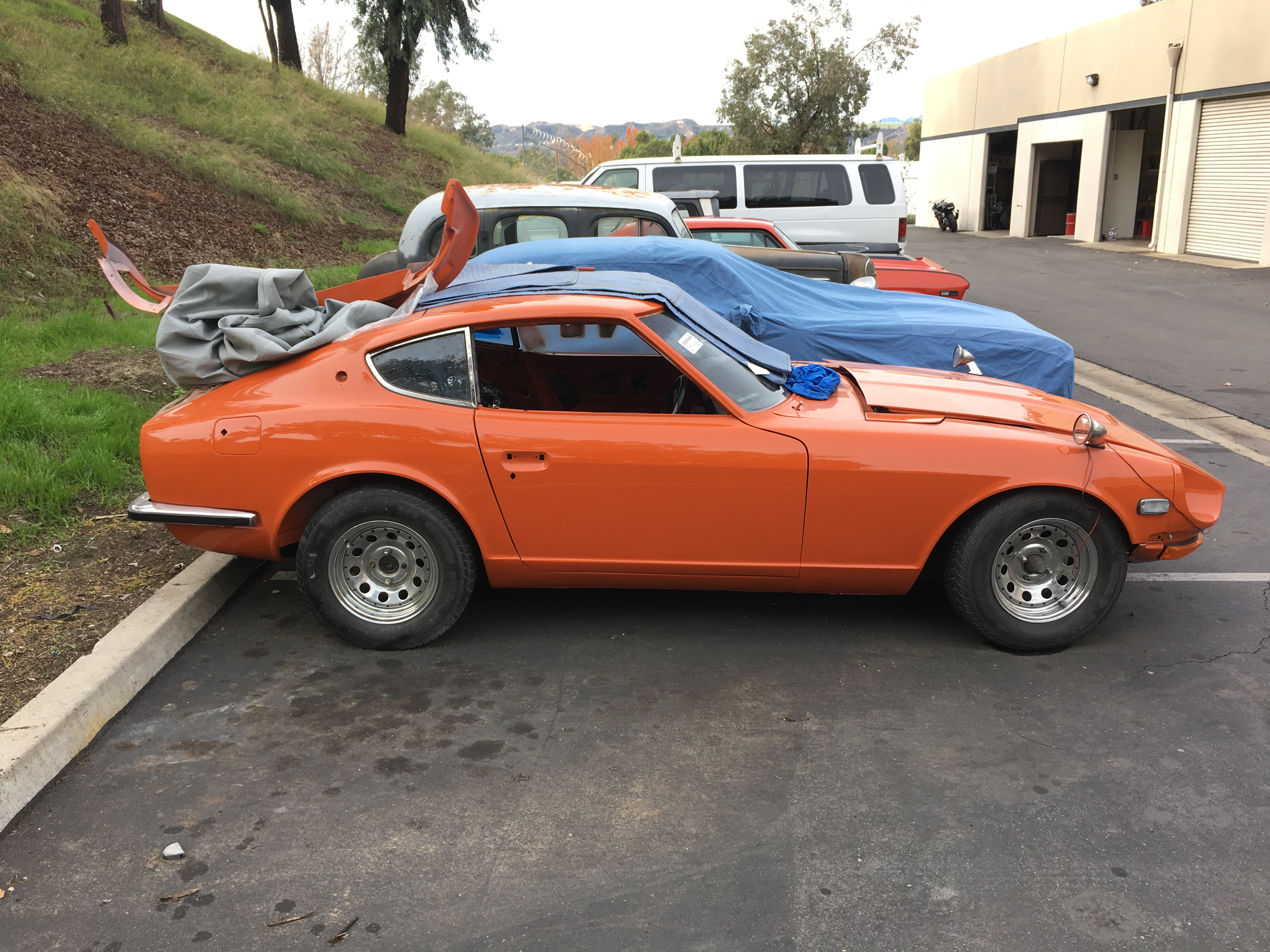 Selling a 1972 RHD 240z from Japan - For Sale - The Classic Zcar Club