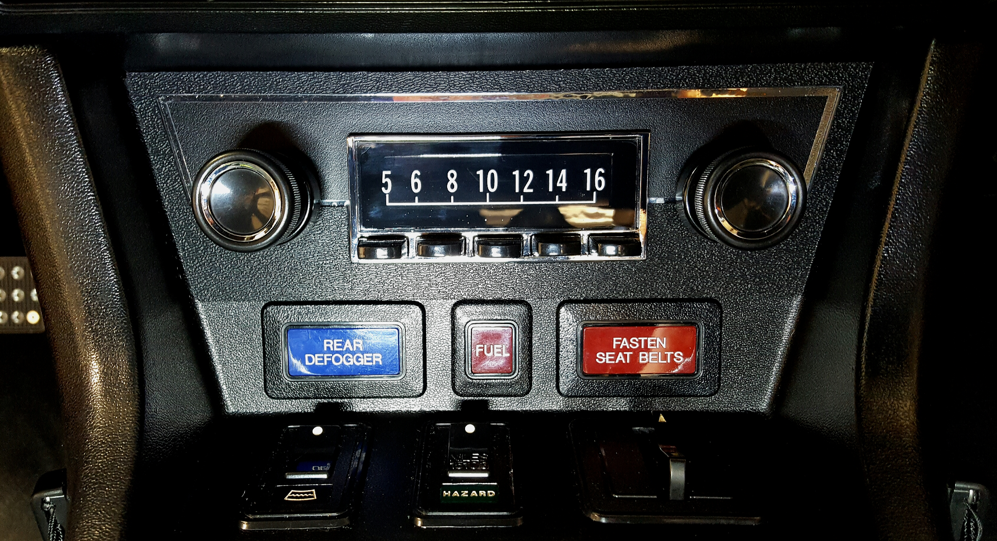 Revised Stereo Install - Open S30 Z Discussions - The ... on