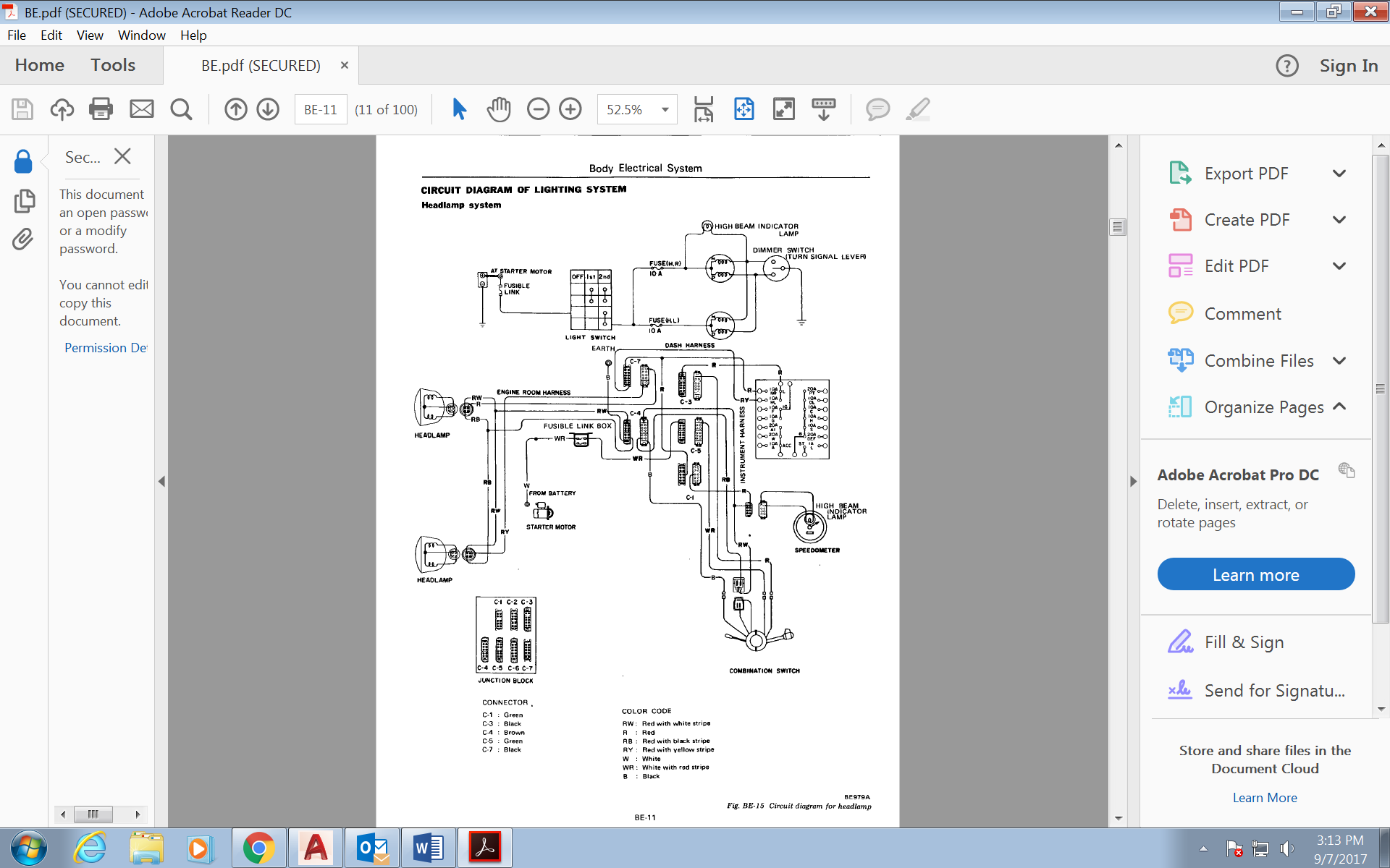 H4656 Wiring Diagram Another Blog About More Electric Fan Help Incl Ih8mud Forum H6054 Headlight