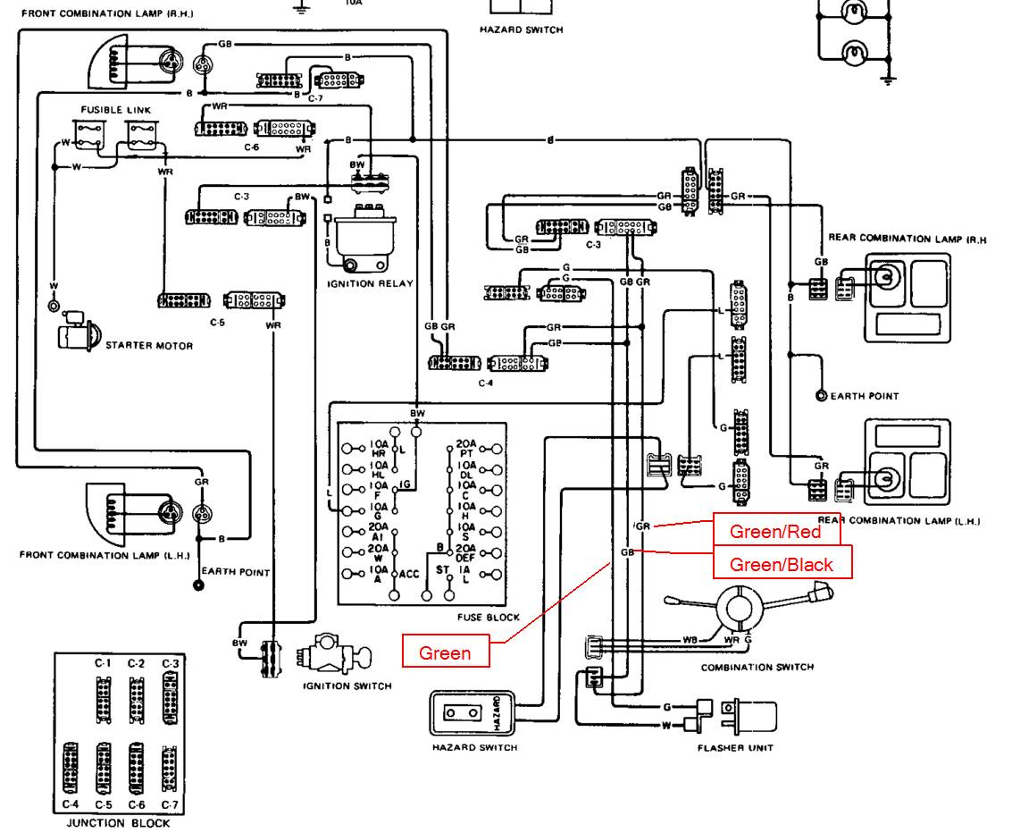 76 Corvette Fuse Box Diagram Free Download Wiring Diagram Schematic