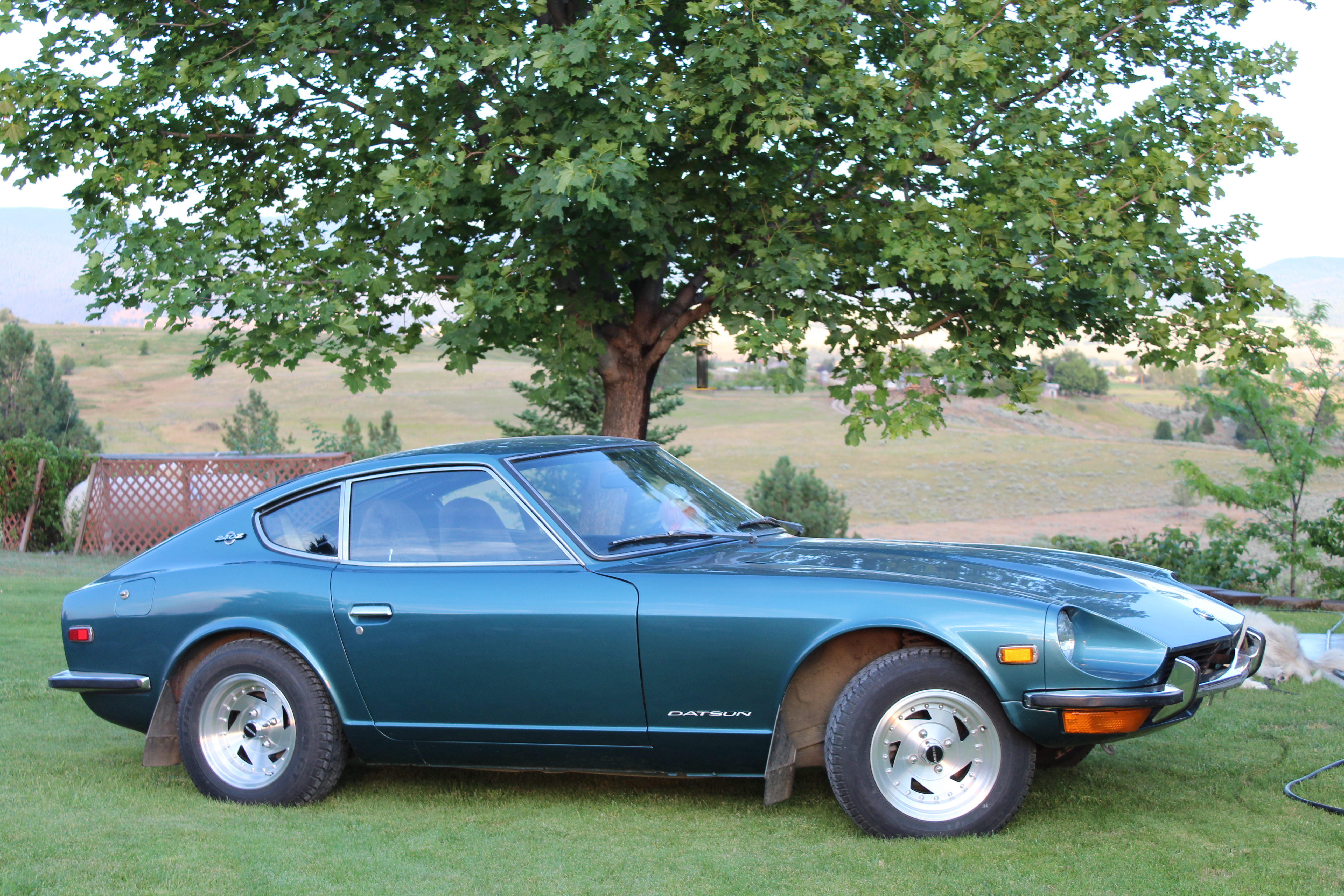 70240z For sale, 45 years in family, is on Montana ...