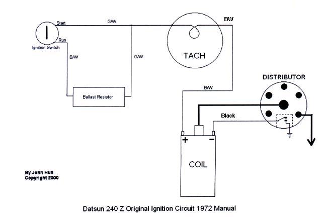 1972 Datsun 240Z Wiring Diagram from www.classiczcars.com
