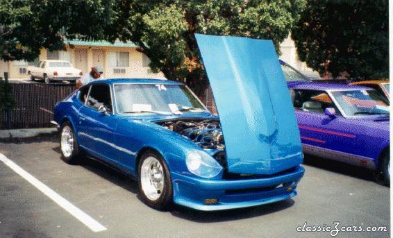 Blue Z