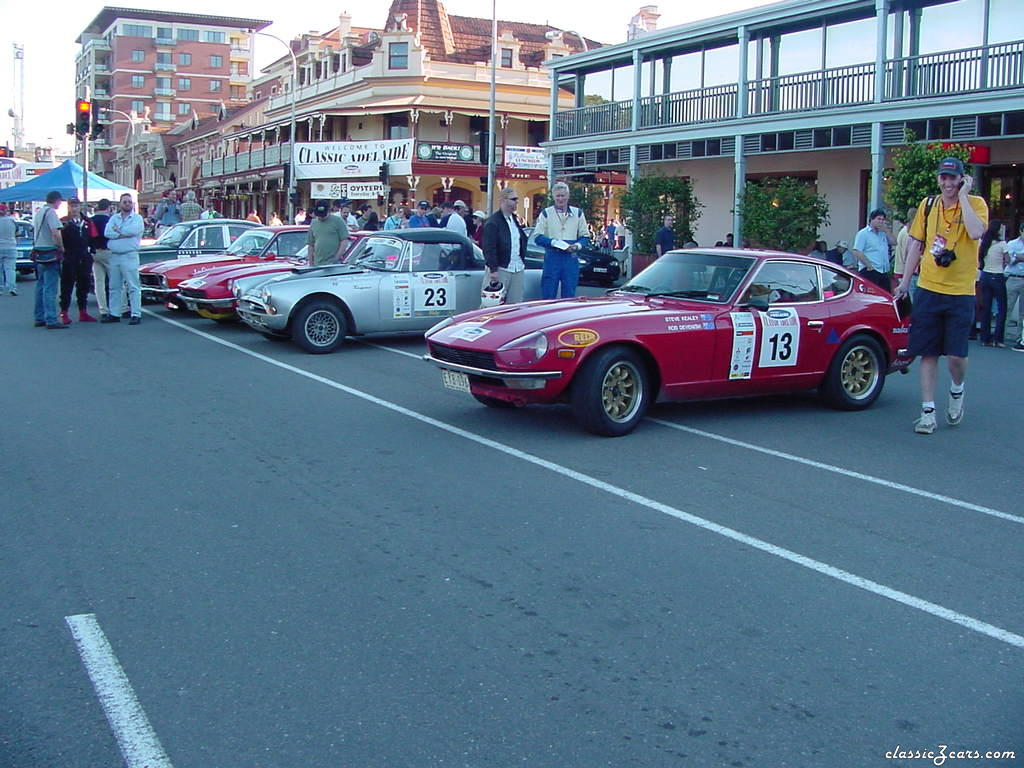 Classic Adelaide Finish