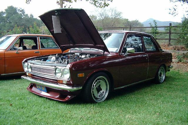 02 Classic Datsun Show