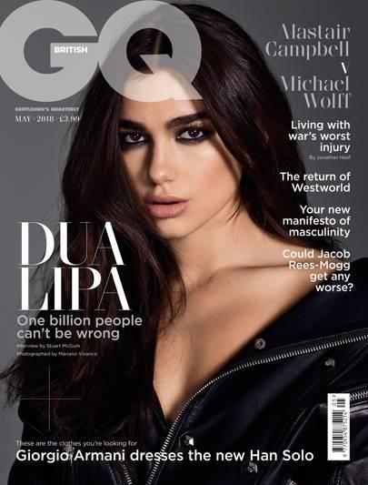 GQ Magazine Interview