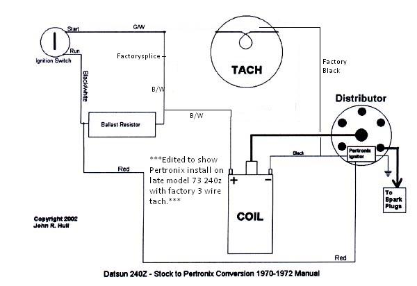 pertronix tach wiring wiring diagram Pertronix Ignition Wiring Diagram For Vw pertronix electronic ignition wiring