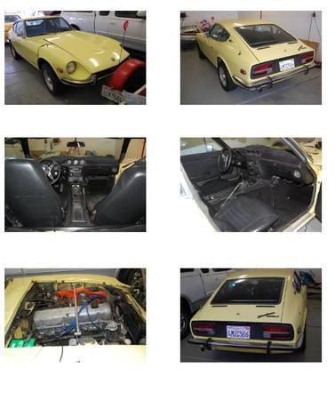 1972 240z Craigslist 39K miles Austin TX - Open S30 Z ...