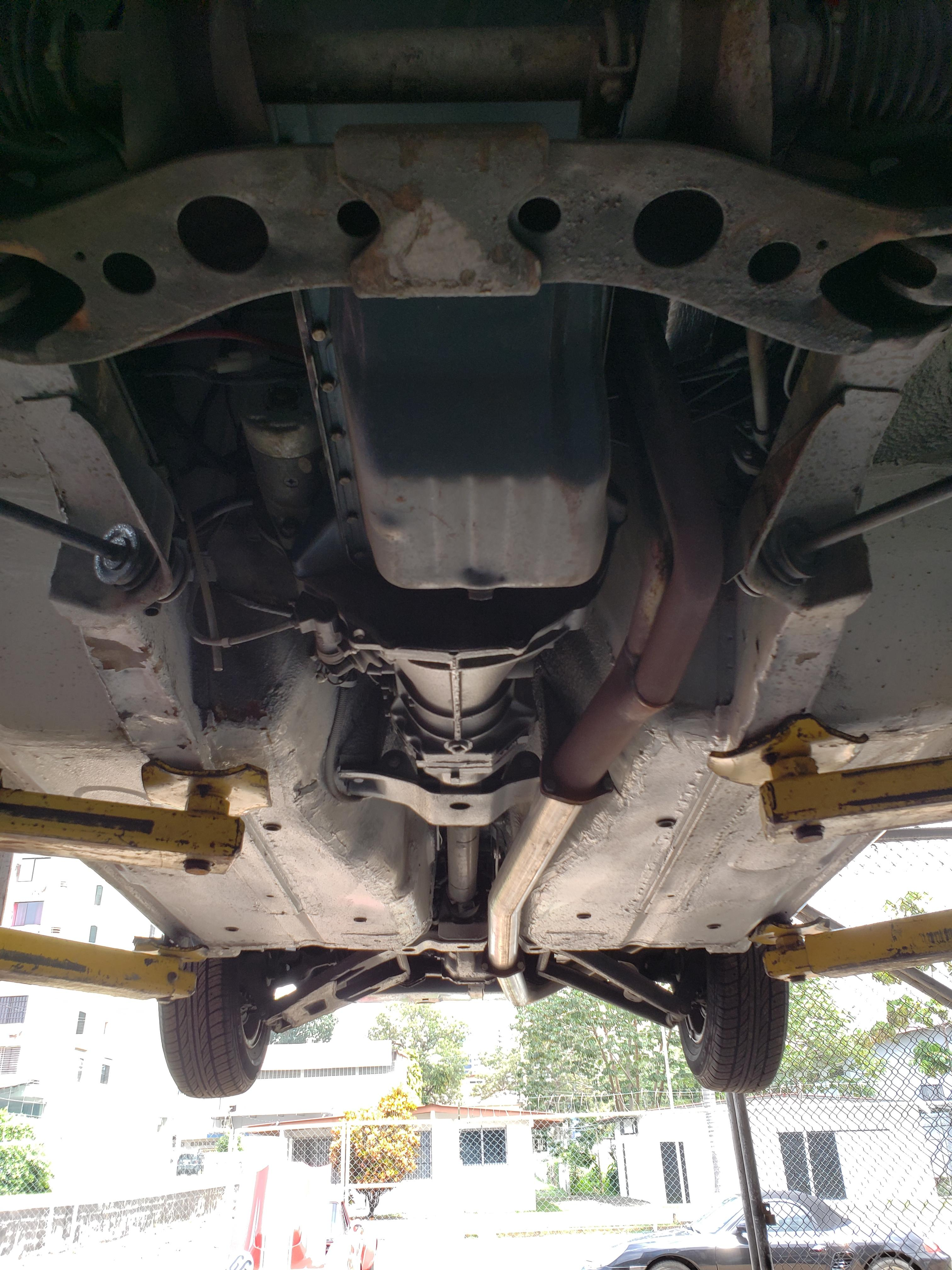 Distinct clunk when accelerating in first gear - Engine and