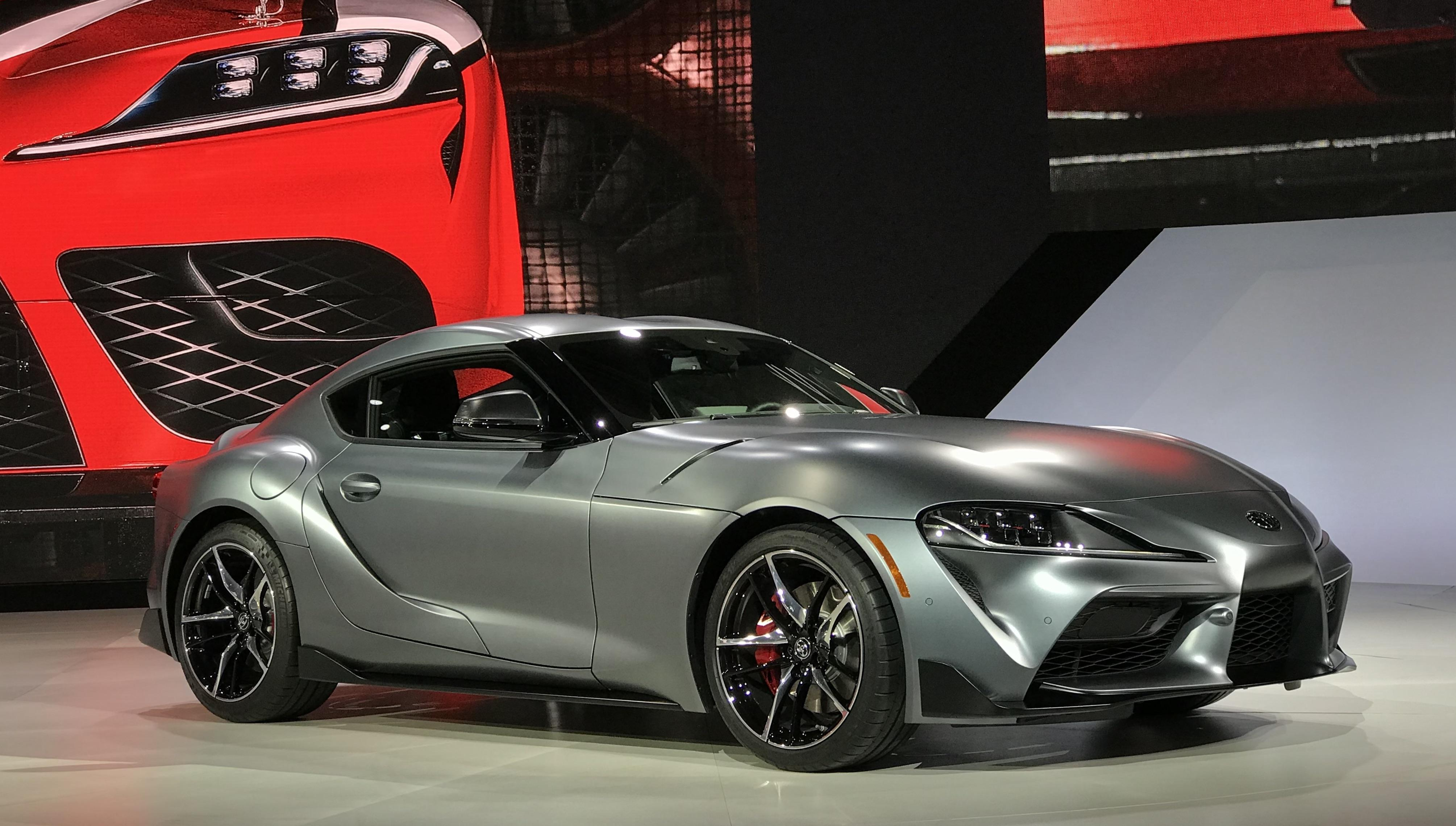 JNC NEWS: This is the production 2020 Toyota Supra