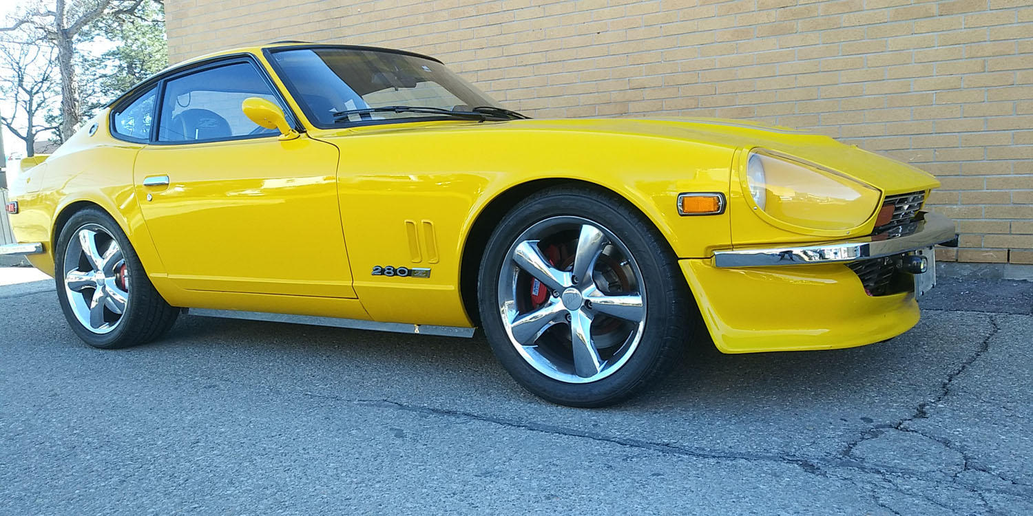 1978 280Z modified - ON Canada - SOLD!