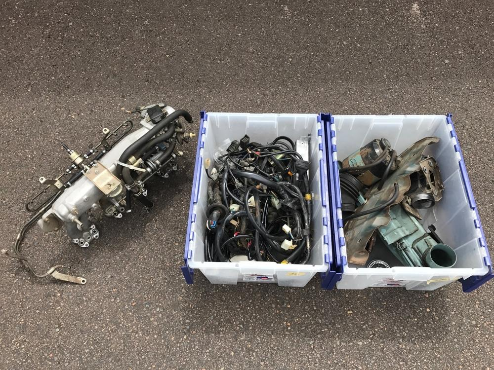 1975 Fuel Injection System with Computer