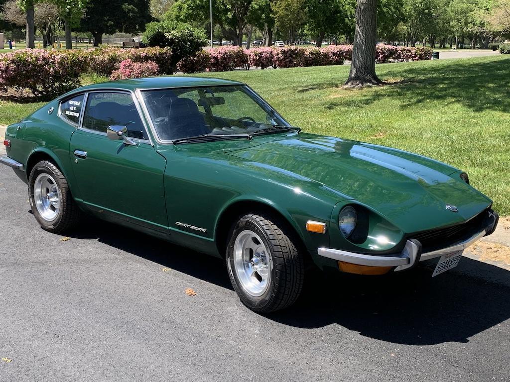 1971 240Z - $13,000 - Sold!!!