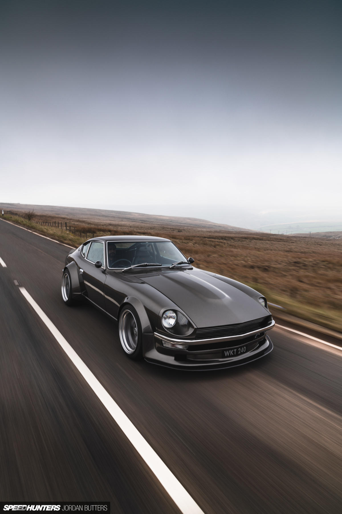 """Creating the Perfect Z"" - MZR featured on Speedhunters"