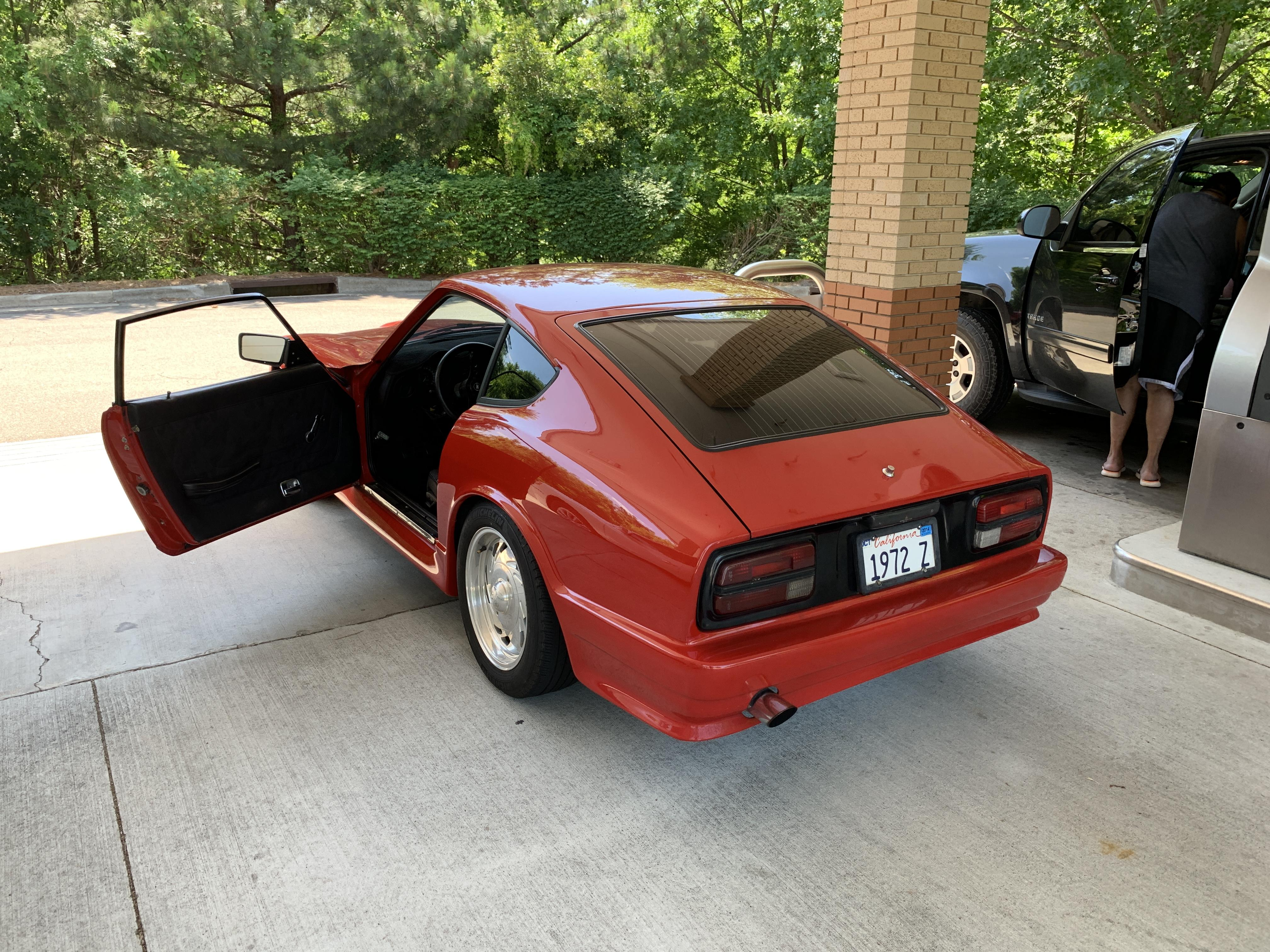 1972 240Z for sale