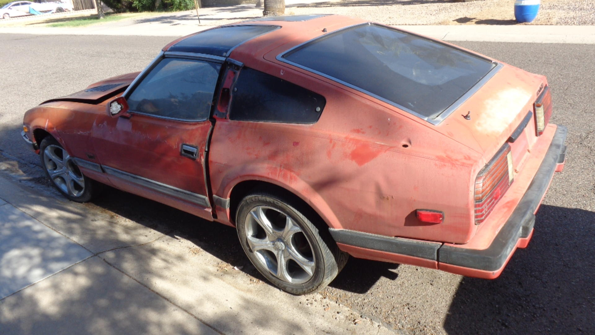 1982 Datsun 280ZX Turbo Parting out.What you need?