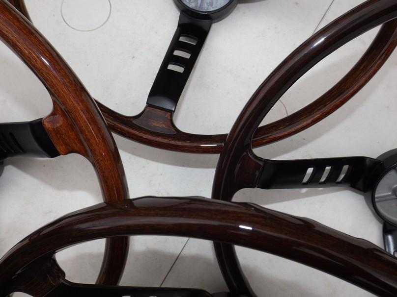 Restored 240Z steering wheels