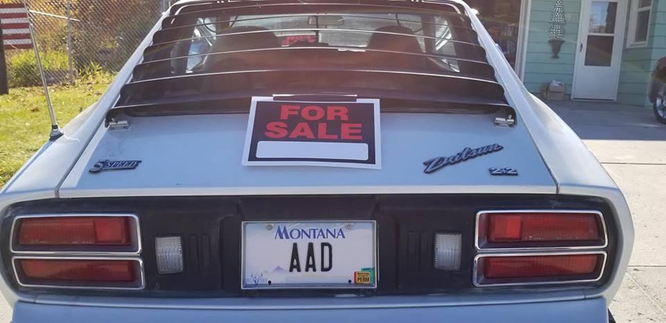 1977 280Z 2+2 <100 k 1 owner foe sale, beautiful condition