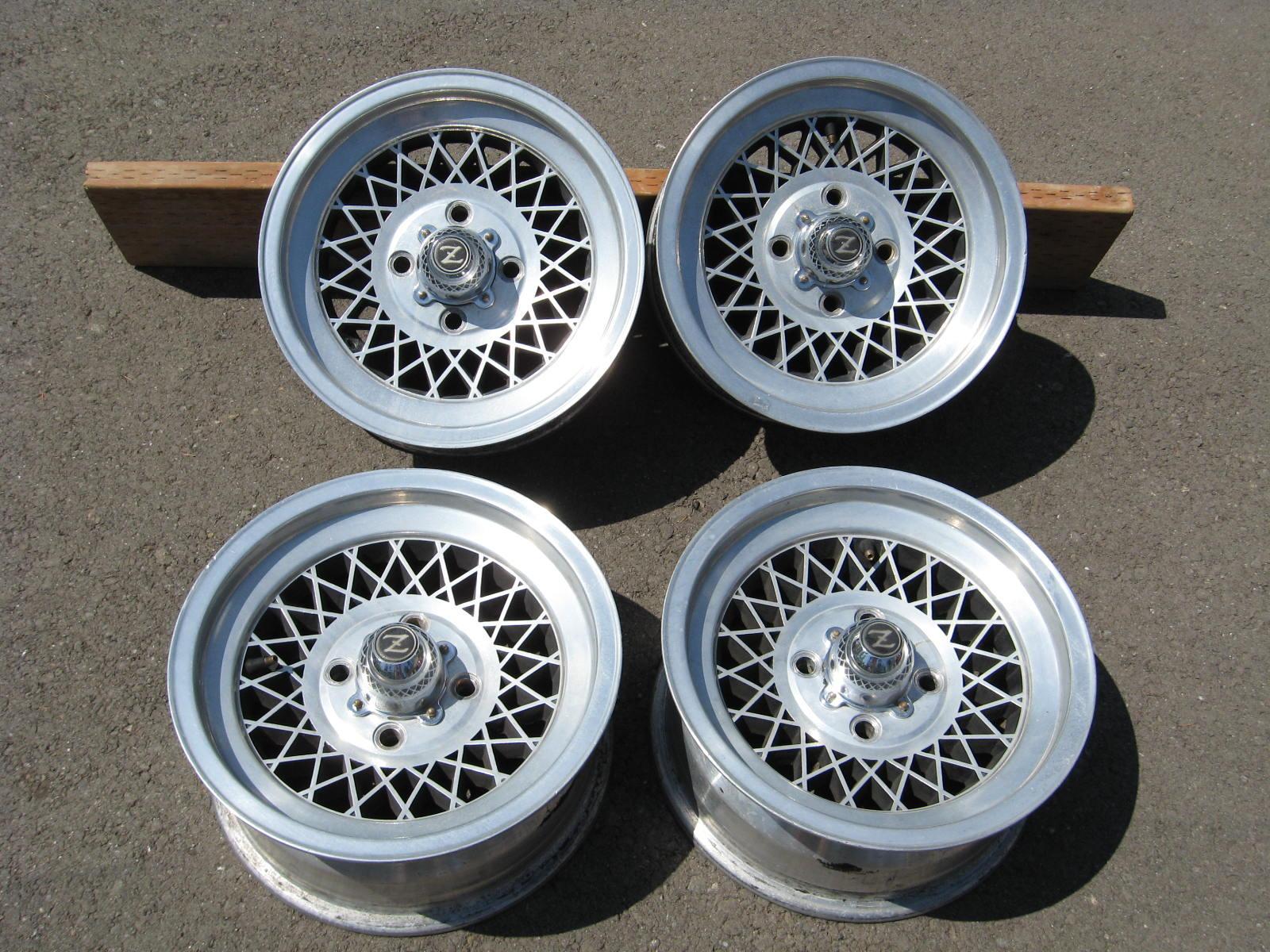 77 280Z stock wheels  $160