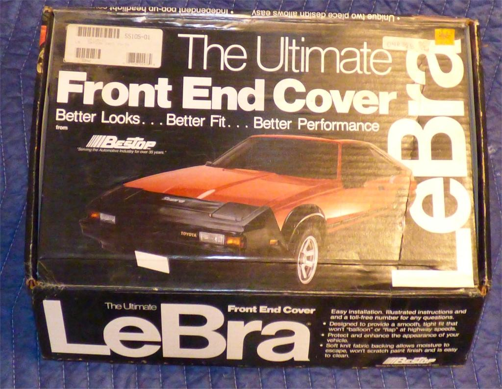 Le Bra Front Mask for 240z NOS