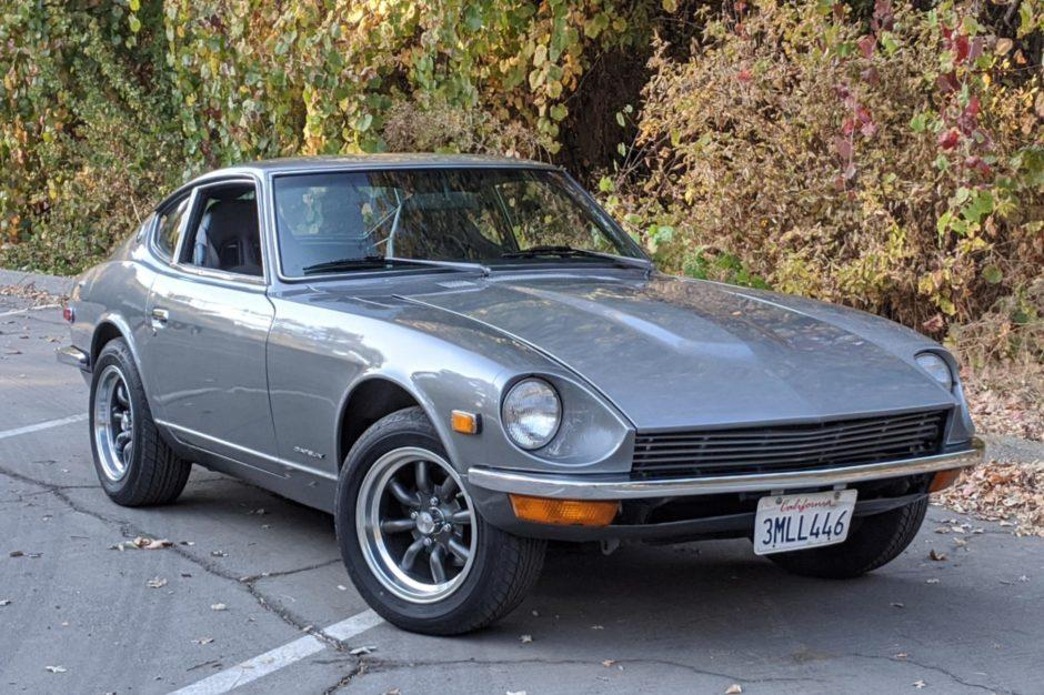 I put my Rebello 260Z on Bring A Trailer
