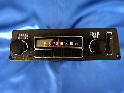 WTB, 1971 radio.