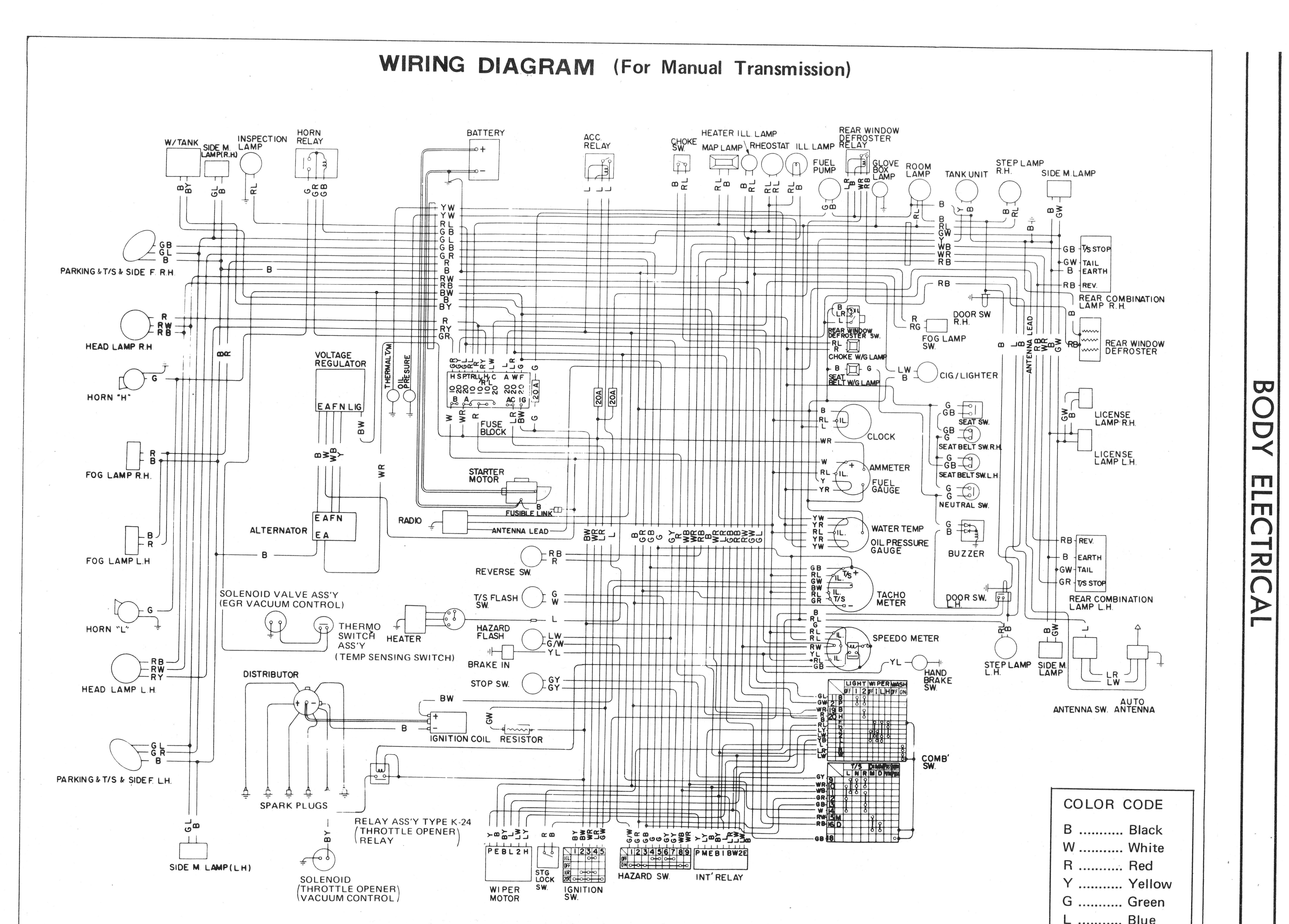 Rear Window Defroster Wiring Technical Articles The Classic Zcar Club