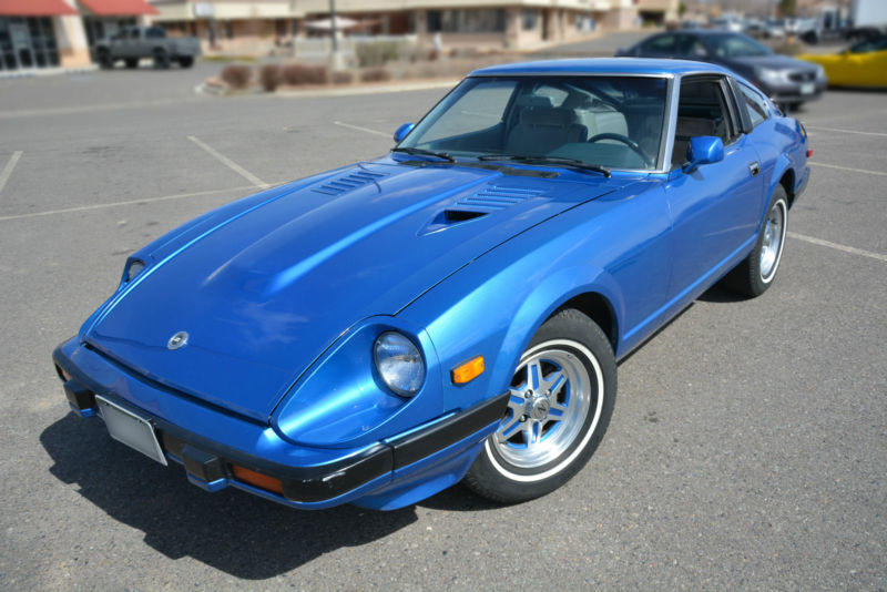 1982 280ZX coupe- 5 speed