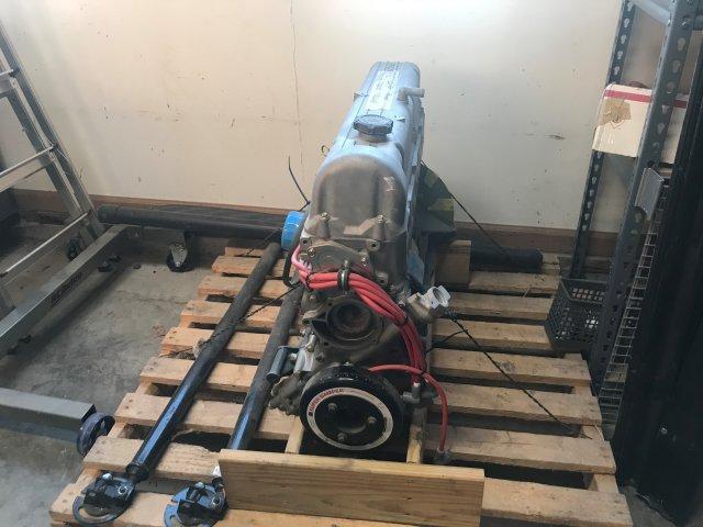 Datsun Spirit Stage III Engine