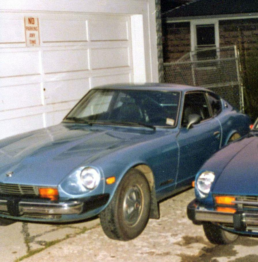Wanted: '76 280Z in 305 blue over black int