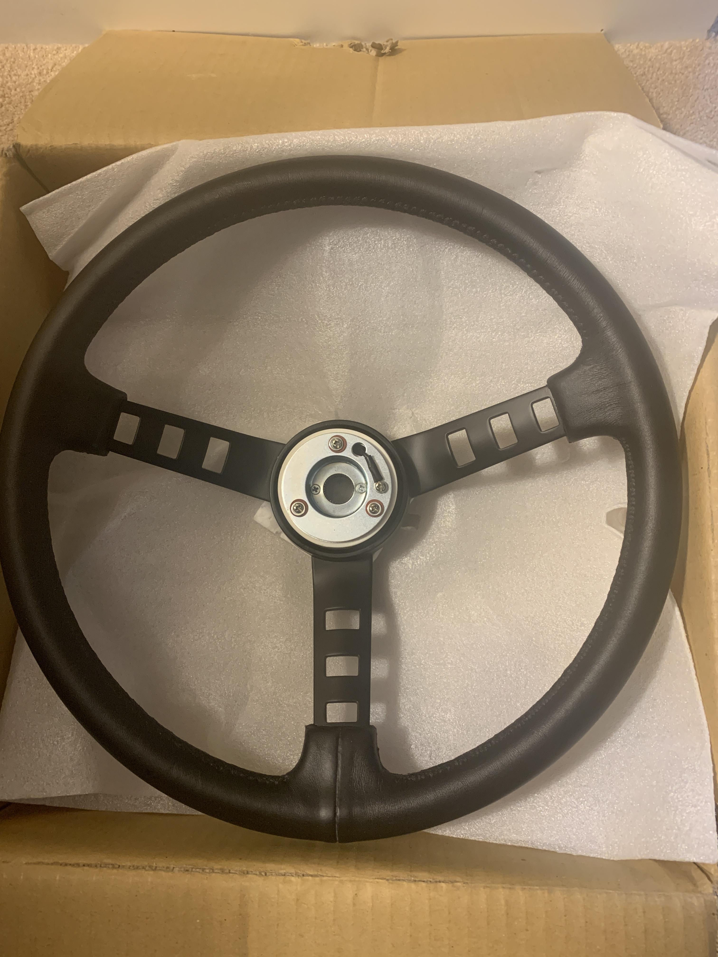 JDM Comp Steering wheel set