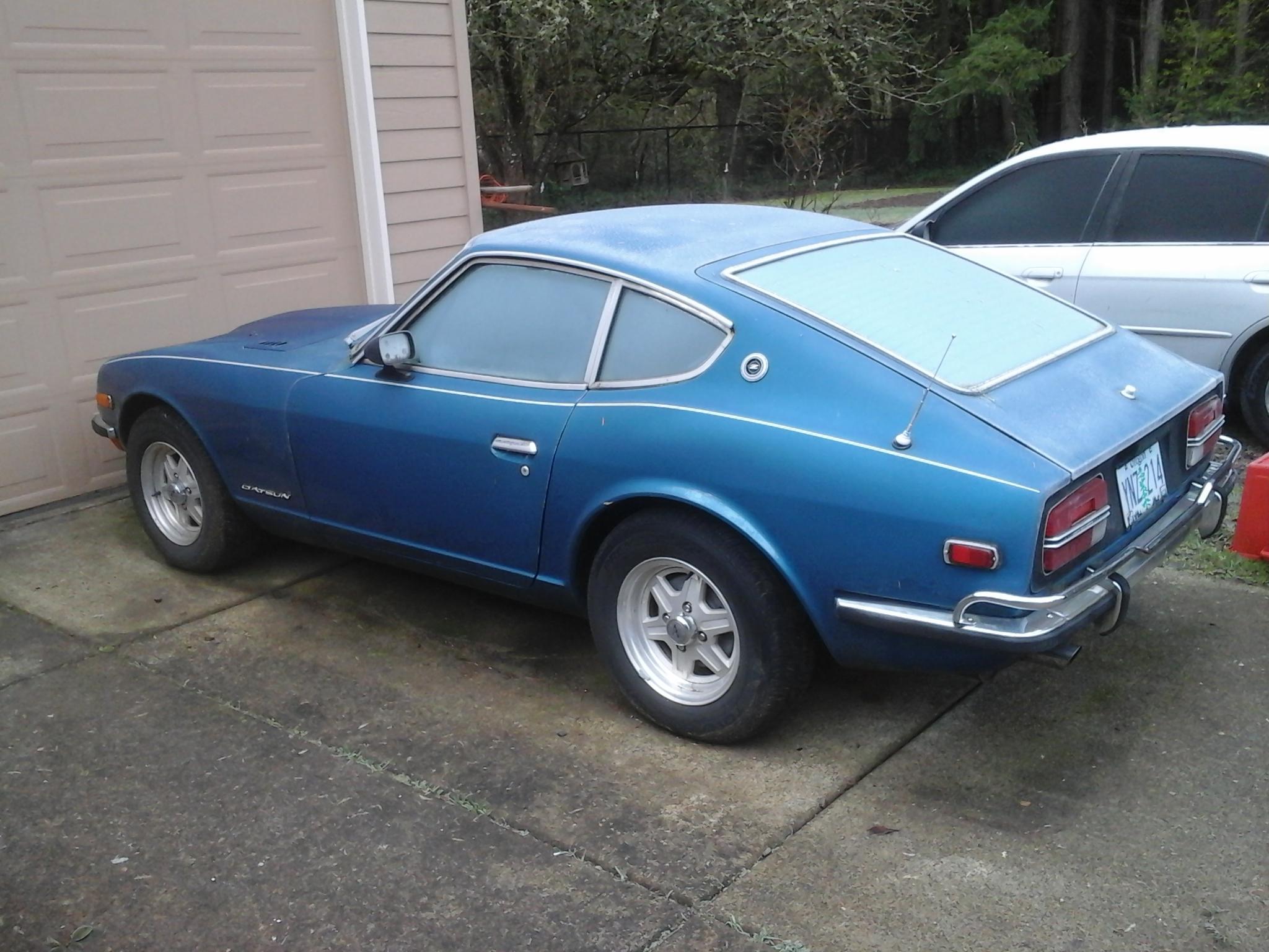 '76-80 280 z 5 speed